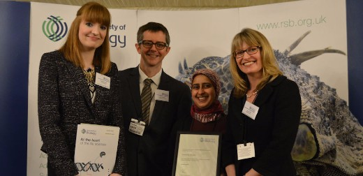 Faculty of Biological Sciences Honoured at Awards Ceremony