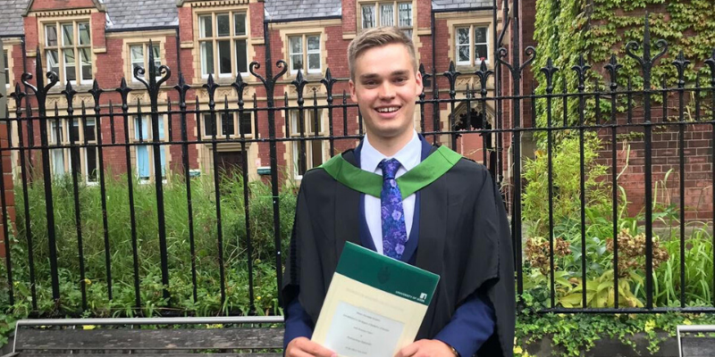 Graduate wins 'British Pharmacological Society' prize
