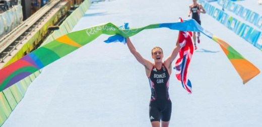 Olympic Triathlon success for former FBS student Alistair Brownlee and his brother