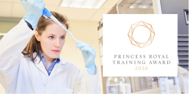 Covance By Labcorp wins prestigious Princess Royal Training Award and shares accolade with learning partner University of Leeds