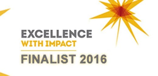 "University shortlisted in national ""Excellence with Impact"" competition"