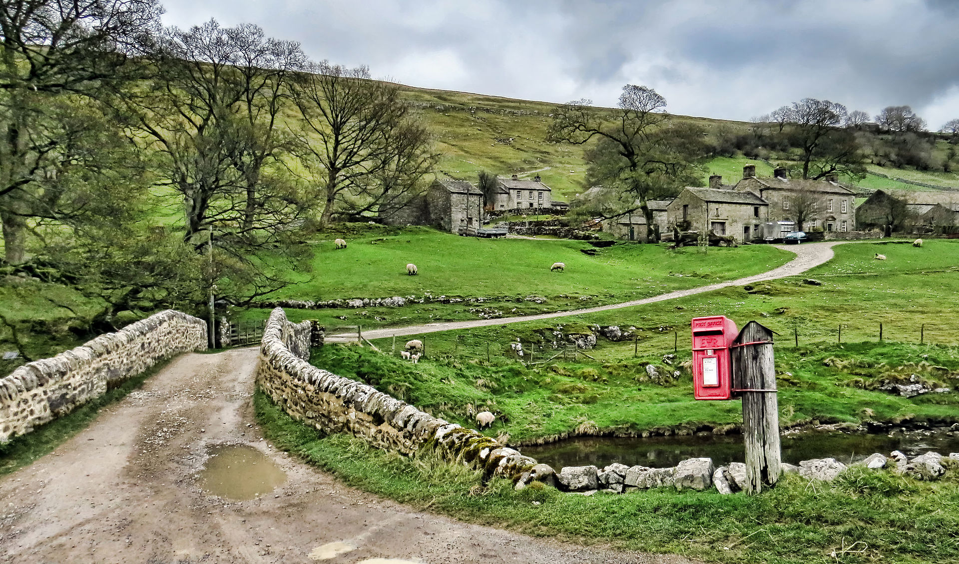 Biosecurity for invasive species in the Yorkshire Dales (impact case study)