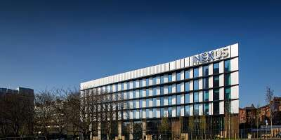 University of Leeds' Nexus building.
