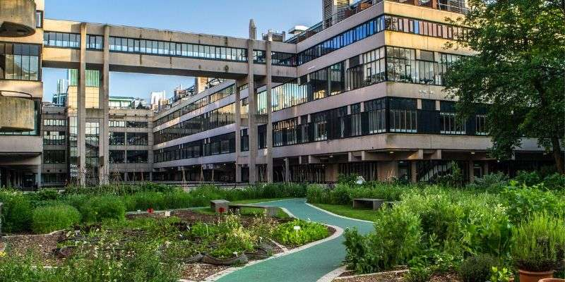 The Faculty of Biological Sciences at the University of Leeds